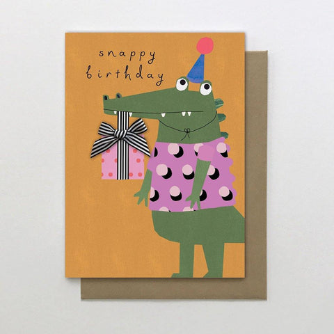 Snappy Birthday Card - insideout-home