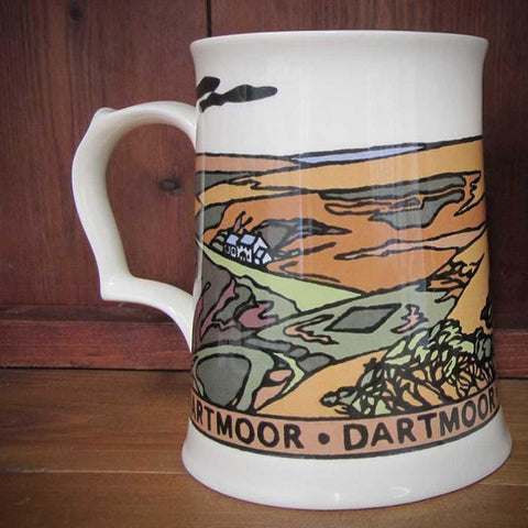 Widecombe-In-The-Moor Tankard - insideout-home