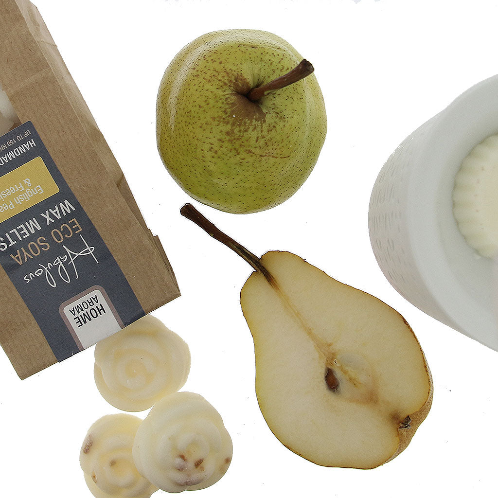 English Pear & Freesia Eco Soya Wax Melts Pack by  Insideout