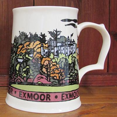 Dunster Castle Tankard - insideout-home