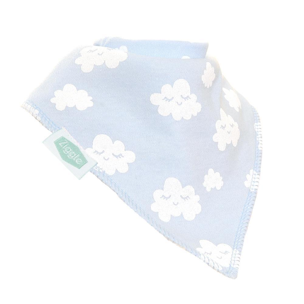 Winking Clouds Dribble Bib, Baby & Toddler by Insideout