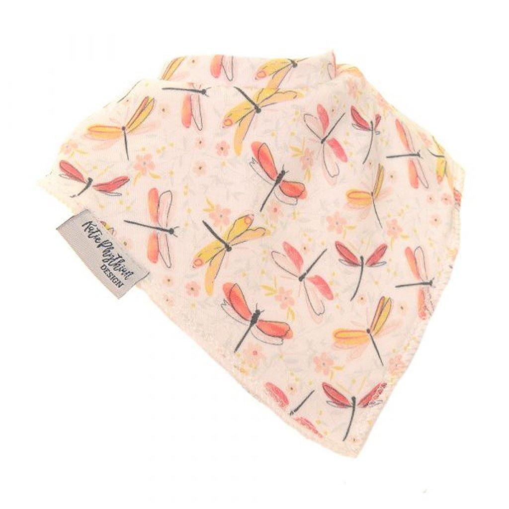 Dragonflies Dribble Bib, Baby & Toddler by Insideout