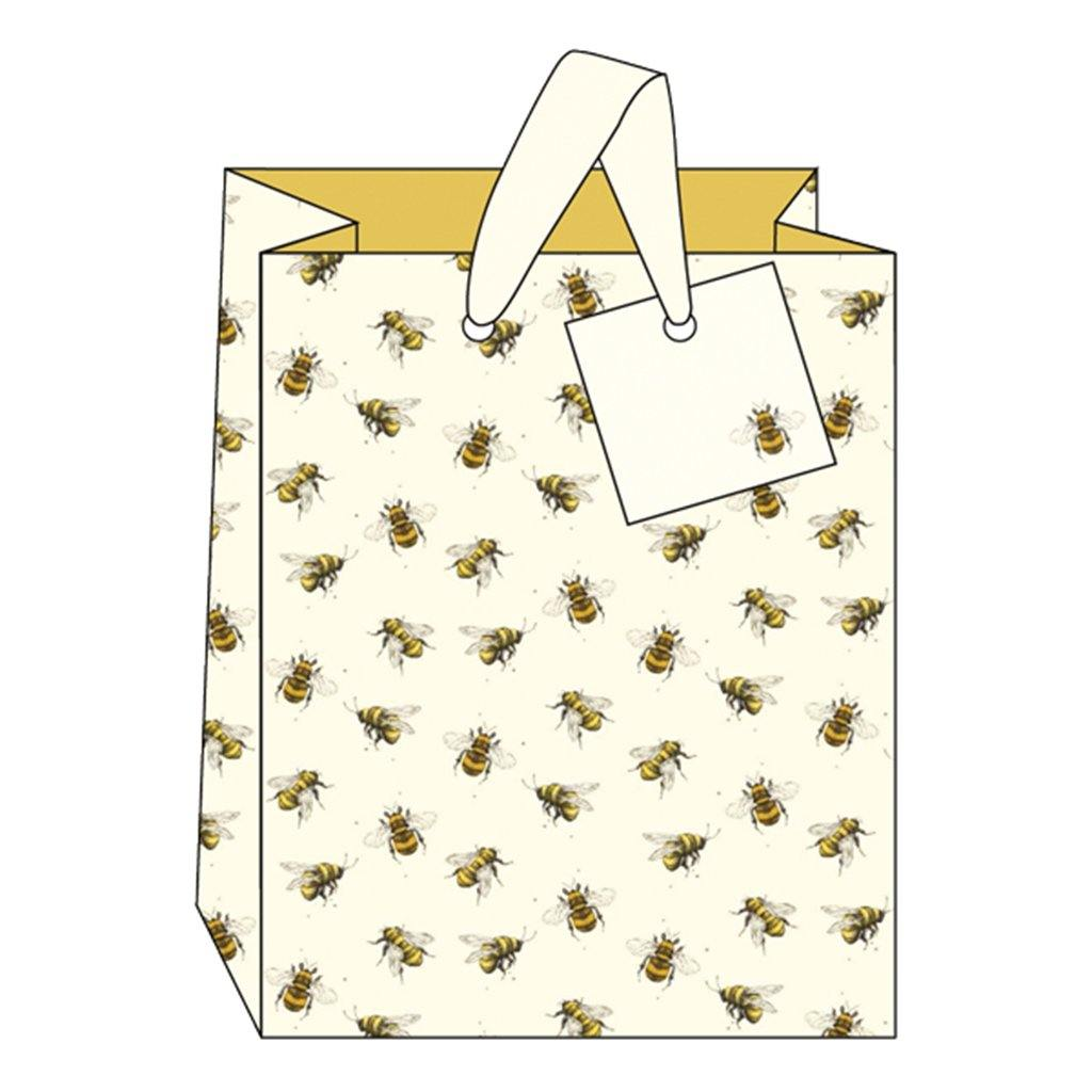 Bee Gift Bag Medium, Gift Bags by Insideout
