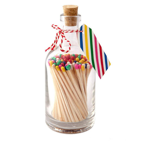 Sholto Stripes Matchsticks In A Jar - insideout-home