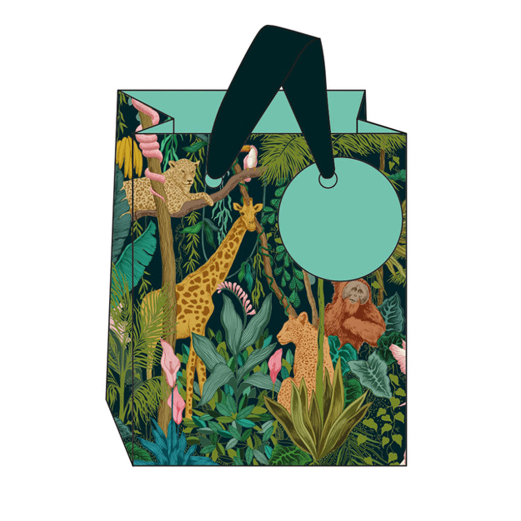 Safari Small Gift Bag, Gift Bags by Insideout