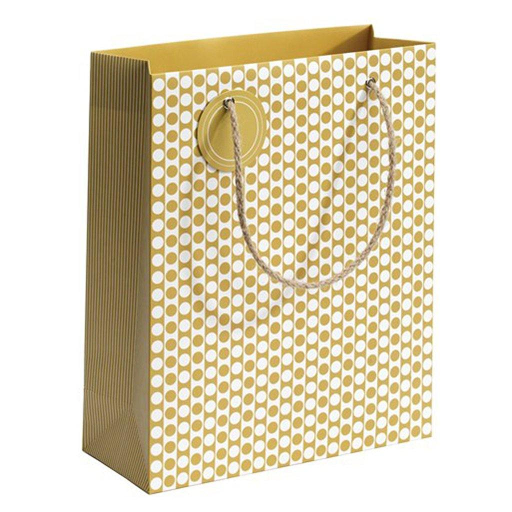 Cornflower Spots Gift Bag Large, Gift Bags by Insideout