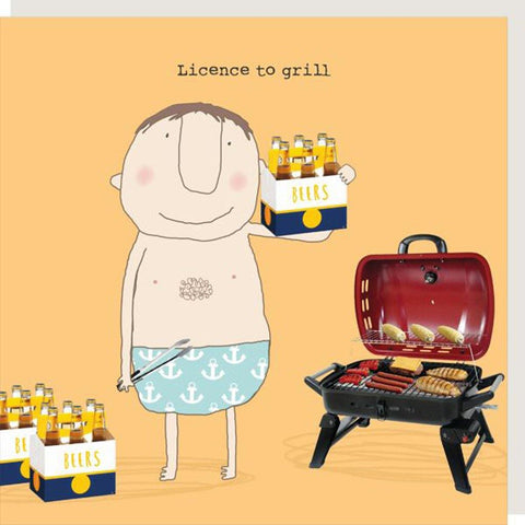 License To Grill Card - insideout-home