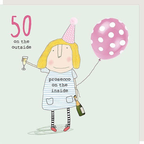 50 On The Outside Birthday Card - insideout-home
