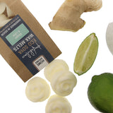 Ginger & Lime Eco Soya Wax Melts - insideout-home