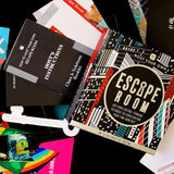 Host Your Own Escape Room London - insideout-home