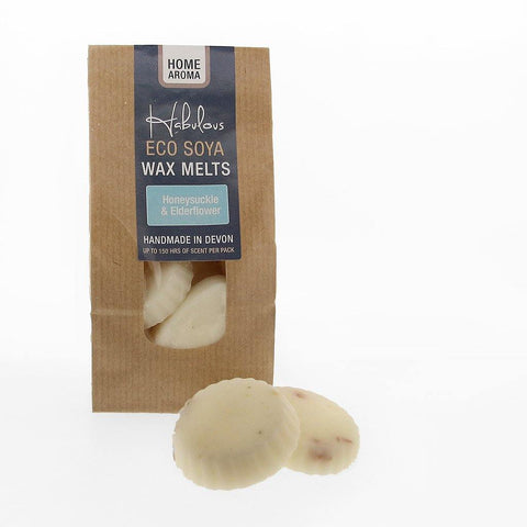 Honeysuckle & Elderflower Eco Soya Wax Melts Pack - insideout-home