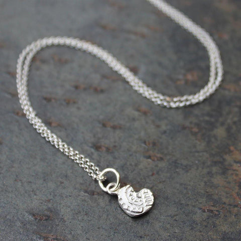 Sterling Silver Heart Necklace - insideout-home