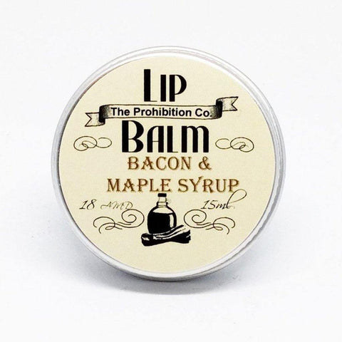 Bacon & Maple Syrup Lip Balm - insideout-home