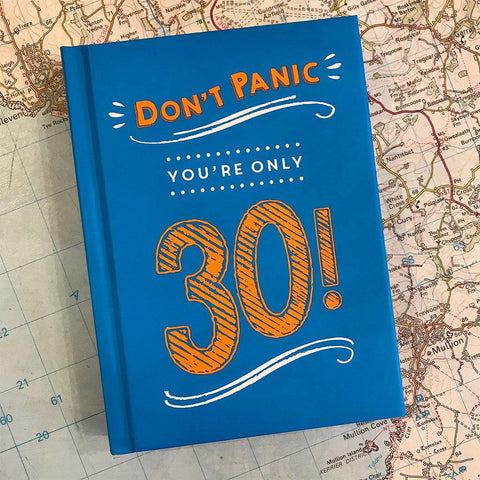 Don't Panic You're Only 30 - insideout-home
