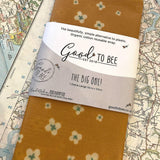 Organic Beeswax Reusable Food Wrap Big One insideout-home.myshopify.com