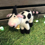 Daisy The Cow Felt Hanging - insideout-home