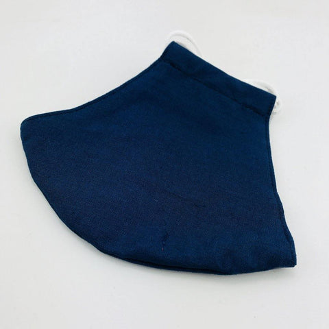 Face Mask Navy Blue - insideout-home