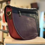 Soruka Upcycled Leather Handbag - insideout-home
