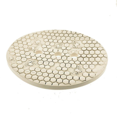 Soap Dish Oval - Honeycomb - insideout-home