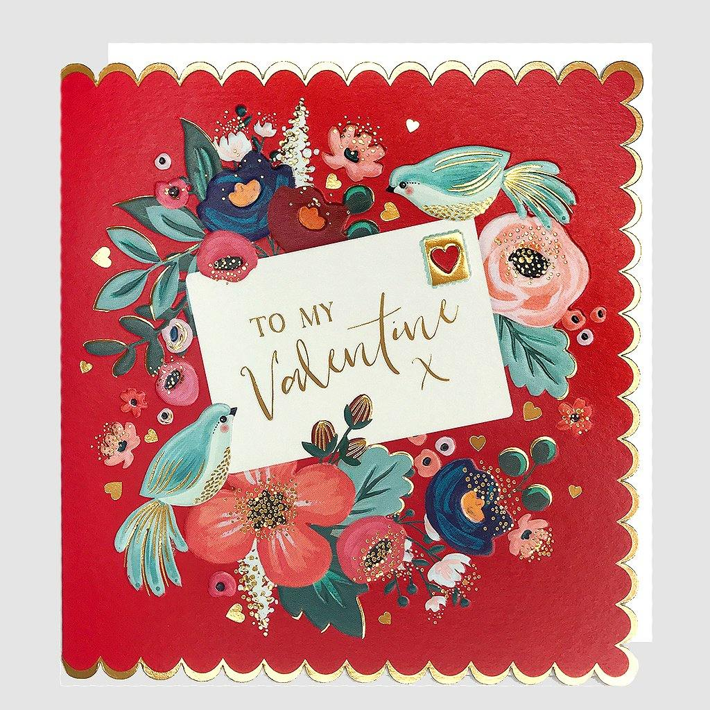 To My Valentine Card by  Insideout