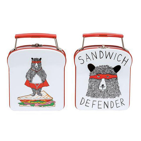 Jimbobart Sandwich Defender Tin - insideout-home