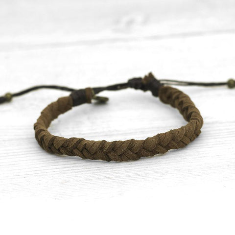 Plaited Bracelet - insideout-home