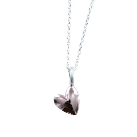 Devotion Necklace Rose Gold Vermeil - insideout-home