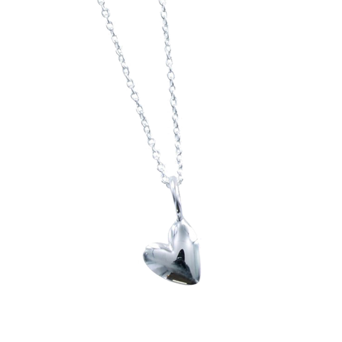 Devotion Necklace Sterling Silver - insideout-home