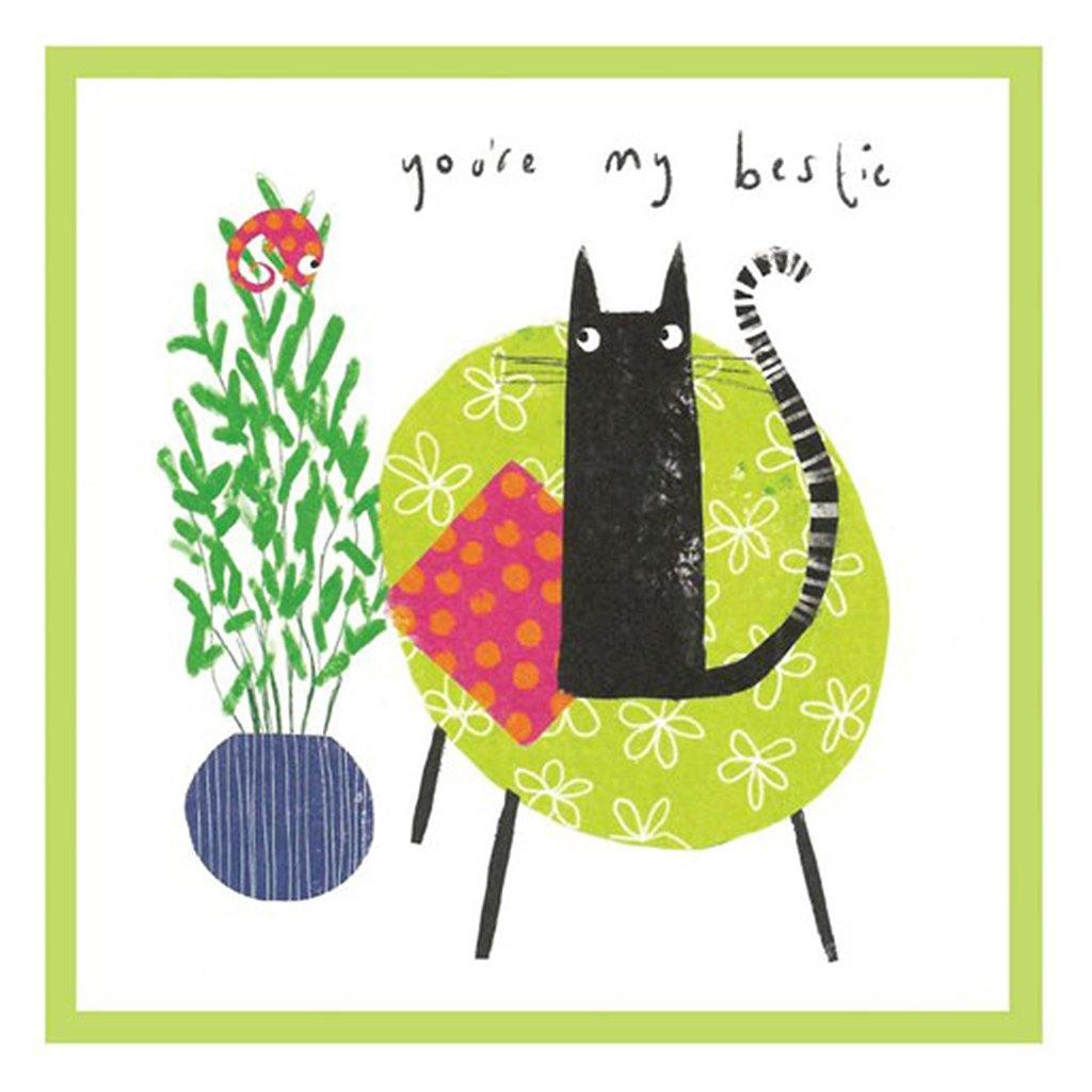 You're My Bestie Card, Gift Giving by Insideout