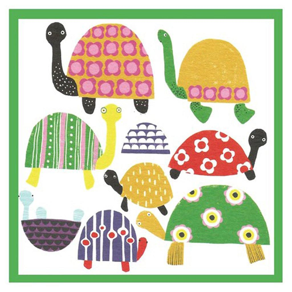 Tortoise Card, Party & Celebration by Insideout