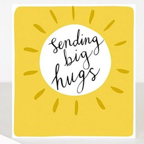 Sending Big Hugs Card - insideout-home