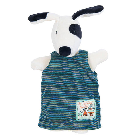 Julius The Dog Hand Puppet - insideout-home
