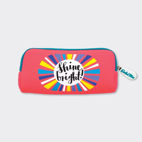 Neoprene Pencil Case - Shine Bright - insideout-home