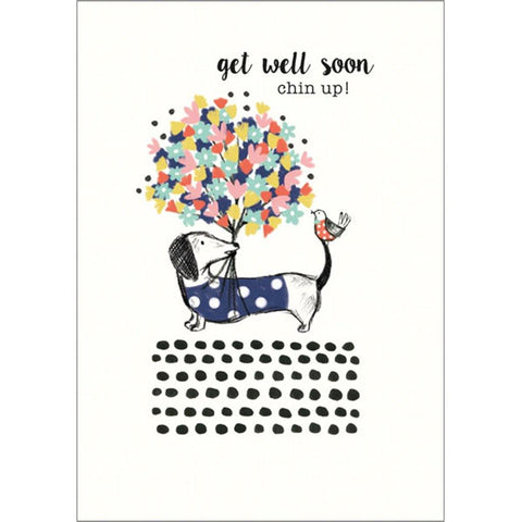 Chin Up Card - insideout-home