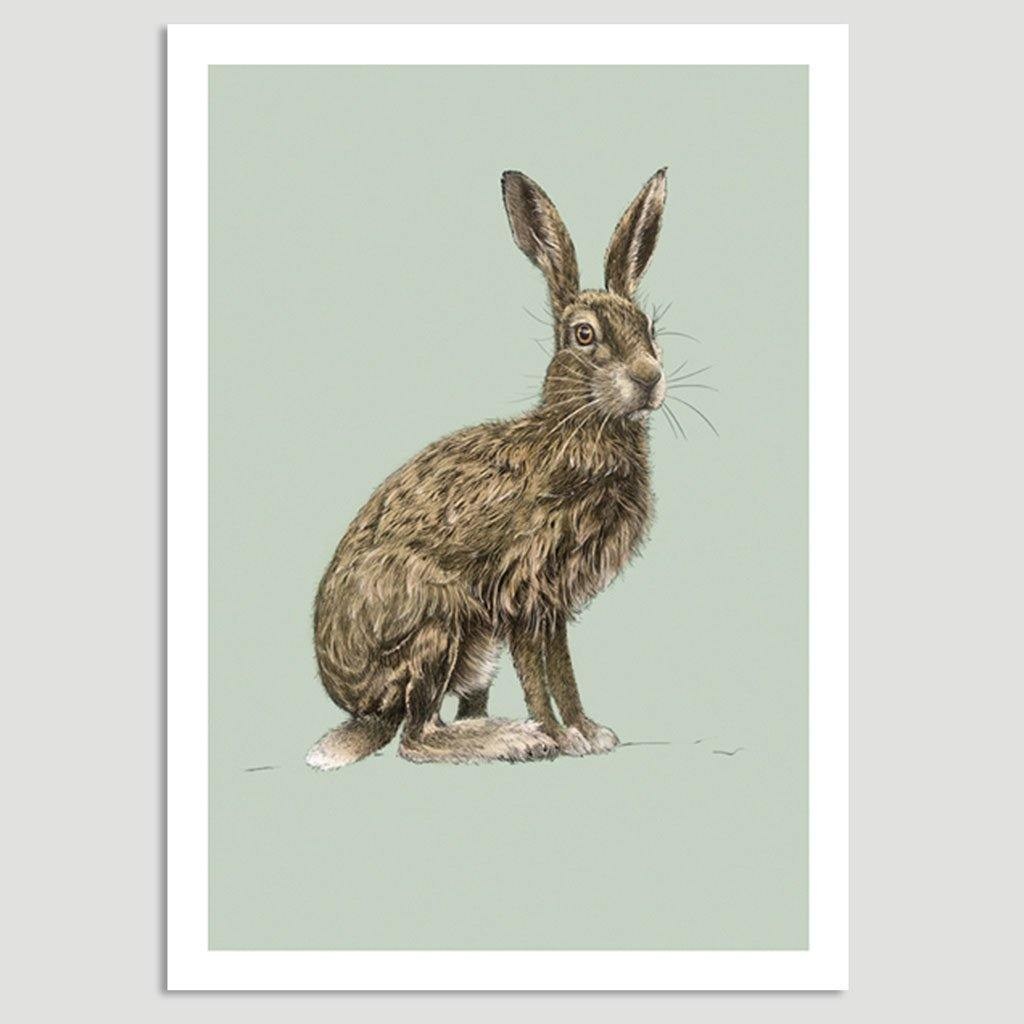 Hare Card, Vehicles & Parts by Insideout