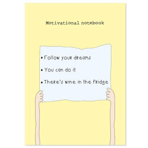 Motivational Notepad