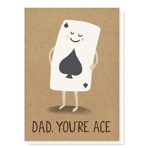 Ace Dad Card - insideout-home