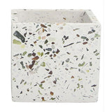 Terrazo Stone Pot Cover Small - insideout-home