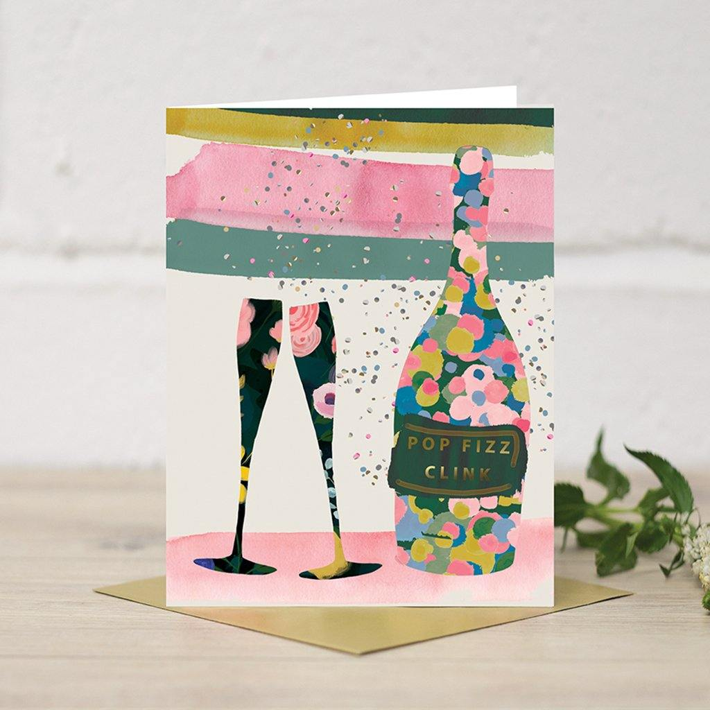 A Toast Card, Party & Celebration by Insideout