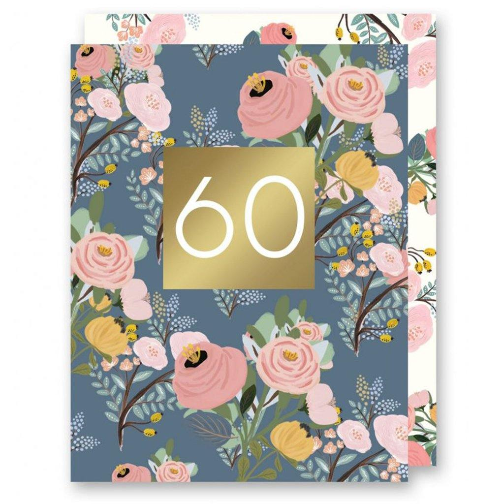 60 Card by  Insideout