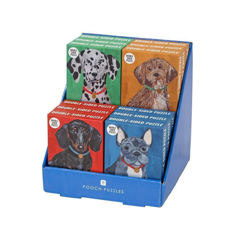 Pooch 100 Piece Jigsaw Puzzles - insideout-home