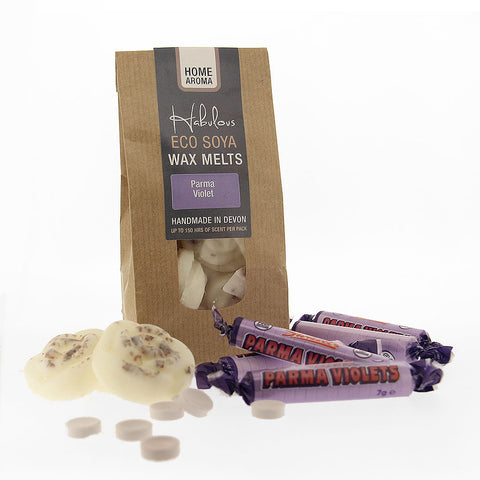 Parma Violets Eco Soya Wax Melts Pack - insideout-home