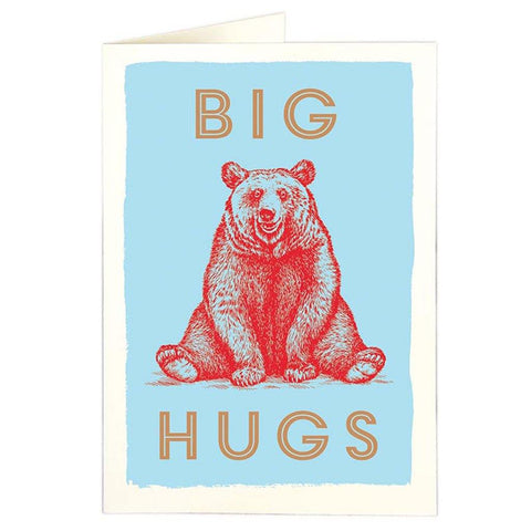 Big Hugs Card - insideout-home