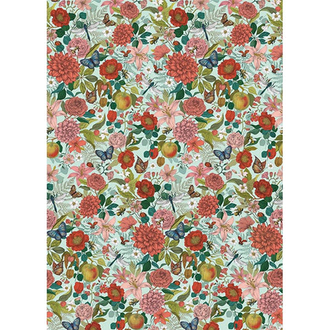 Floral Gift Wrap - insideout-home