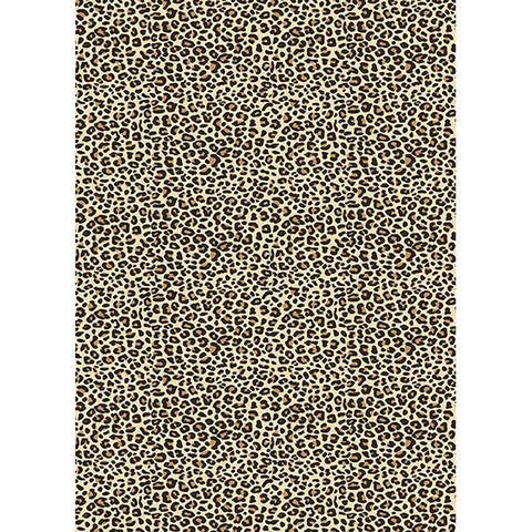 Leopard Print Gift Wrap - insideout-home