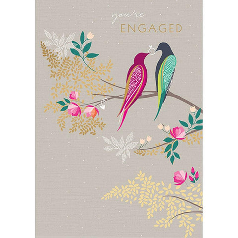 Engaged Birds - insideout-home