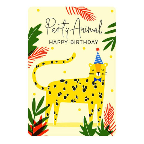 Party Animal Card - insideout-home