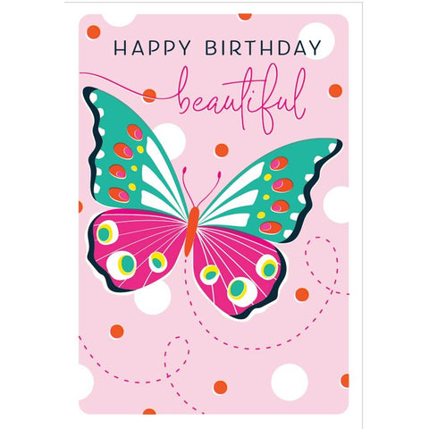 Butterfly Card - insideout-home