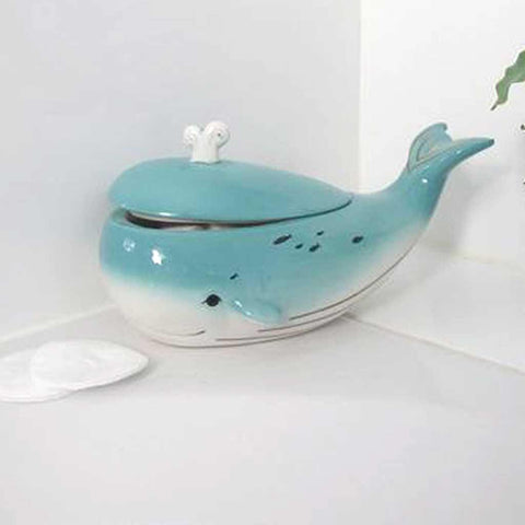 By The Sea Whale Jar - insideout-home