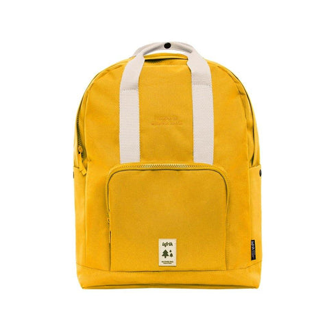 Capsule Mustard Backpack